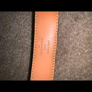 Louis Vuitton Accessories - LV belt
